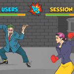 What's the difference between user and session segments?