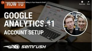 semrush-google-analytics-bootcamp-series-one