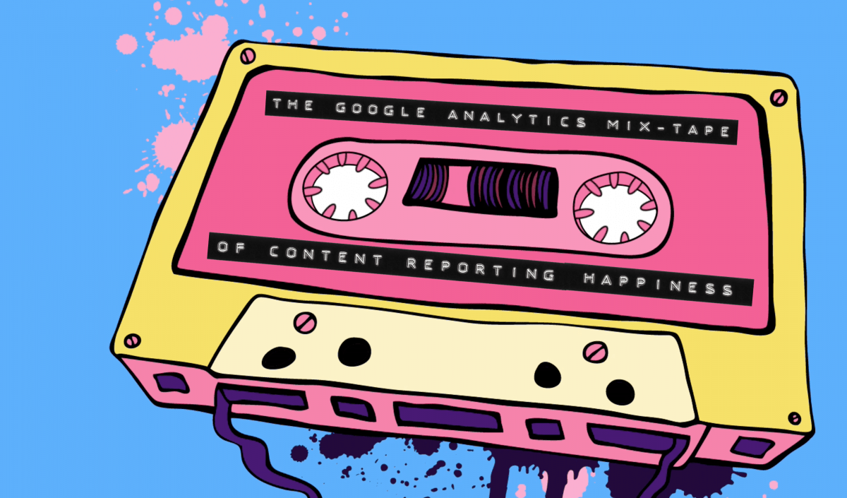 google analytics and content measurement