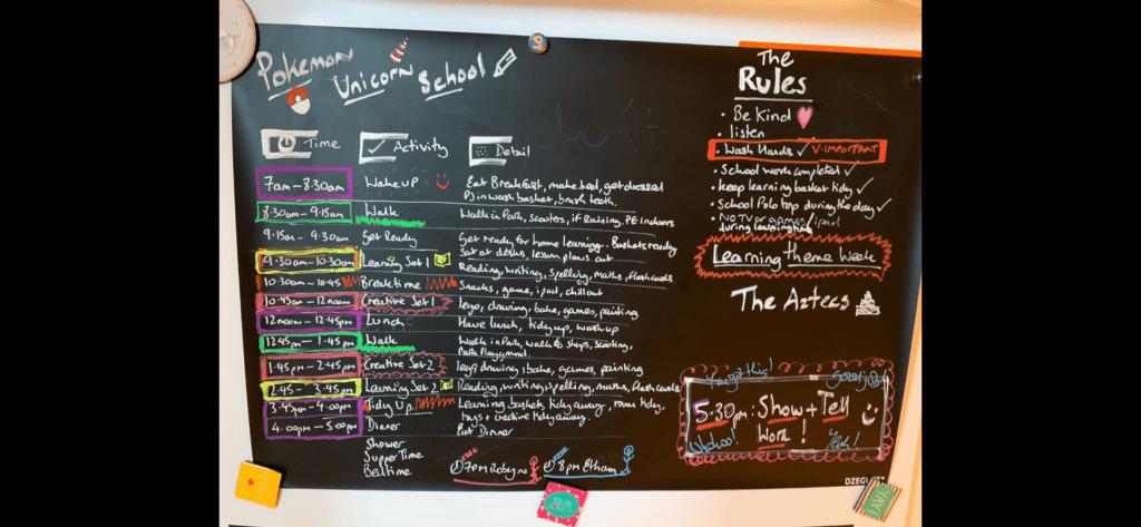 homeschool planning ideas